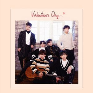 "Album art for The Eastlight.'s album ""Valentine's Day"""