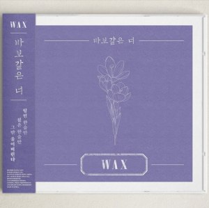 """Album art for Wax's album """"Silly You"""""""