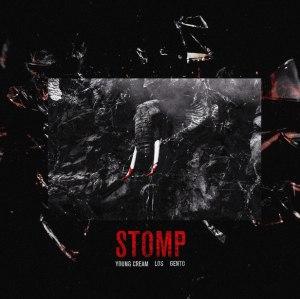 """Album art for Young Cream's album """"Stomp"""""""