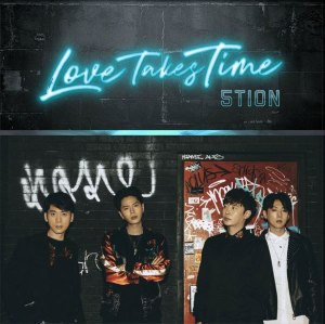 "Album art for 5tion's album ""Love Takes Time"""