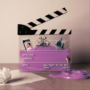 "Album art for DPR Live's album ""Action!"""