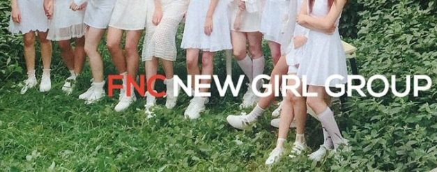 FNC Girl Group's promotional picture.