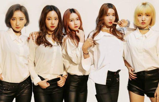 GBB new girl group.