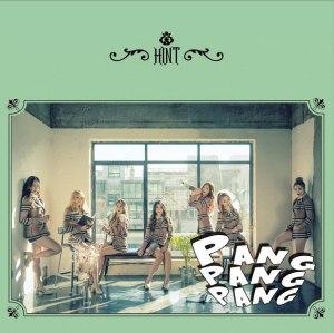 """Album art for HINT's album """"Pang Pang Pang"""""""