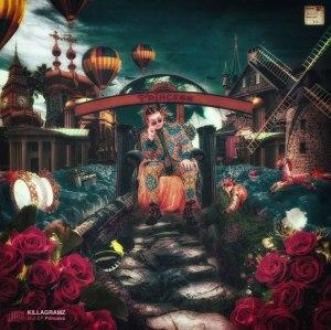 "Album art for Killagramz's album ""Princess"""
