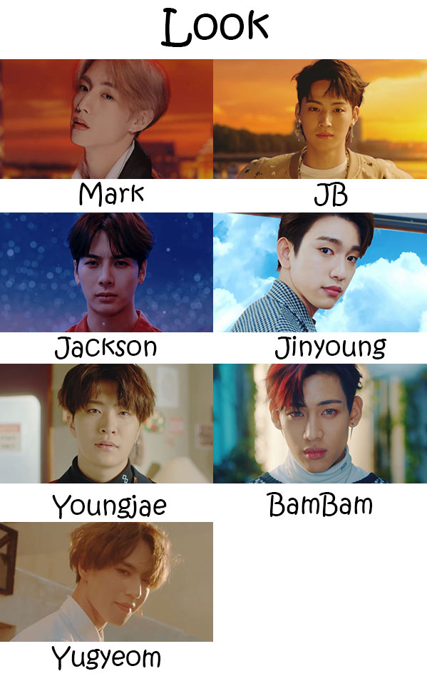 Got7 Bambam Panic Attack