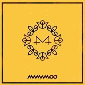 """Album art for MAMAMOO's """"Yellow Flower"""""""