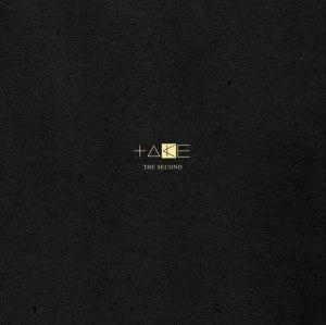 "Album art for TAKE's album ""The Second"""