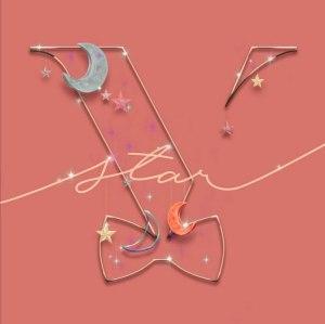 "Album art for Vromance's album ""Star"""