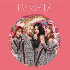 "Album art for Badkiz's album ""Just One Day"""