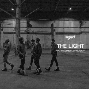 """Album art for IMFACT's album """"The Light"""""""