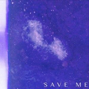 """Album art for Jero's album """"Save Me"""""""