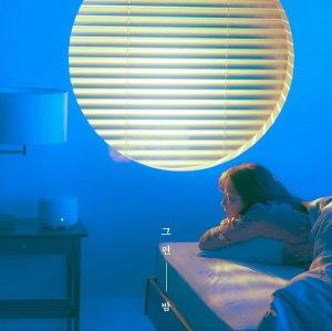 """Album art for Luna's album """"Night Reminiscin'"""""""