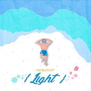 "Album art for Microdot's album ""Light"""