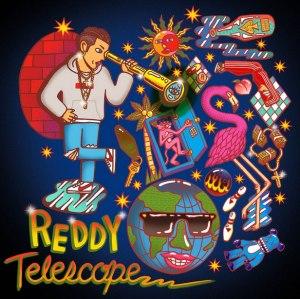 """Album art for Reddy's album """"Telescope"""""""