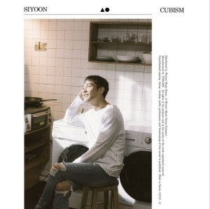"Album art for Siyoon's album ""Cubism"""