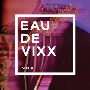 "Album art for VIXX's album ""Eau Du Vixx"""