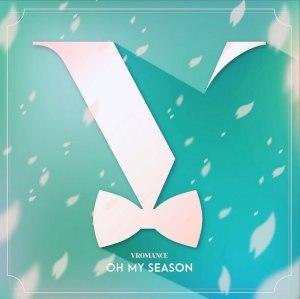 "Album art for Vromance's album ""Oh My Season"""