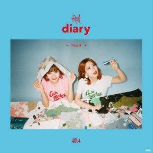 "Album art for BolBbalgan4's album ""Red Diary Page 2"""