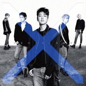 """Album art for Cross Gene's album """"Zero"""""""