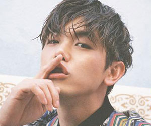 """Eric Nam's promotional picture for """"Honesty"""""""