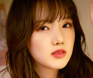 """G.Friend's Yerin promotional picture for """"Time For The Moon Night"""""""
