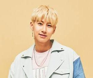 "Great Guy's Baek Gyeol promotional picture for ""Ganda"""