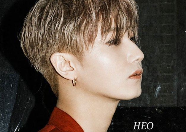 "Heo Young Saeng's promotional picture for ""Dream: Fly"""