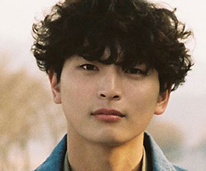 """Jinwoon's promotional picture for """"Erasing"""""""