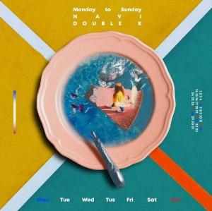 "Album art for Navi's album ""Monday To Sunday"""