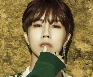 """NTB's Jaeha promotional picture for """"Dramatic"""""""