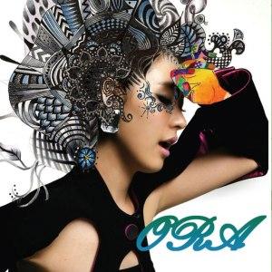 """Album art for Ora (Alice from Hello Venus)'s album """"Naughty Face"""""""