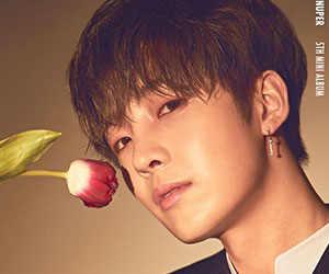 """Snuper's Sangho promotional picture for """"Blossom"""""""