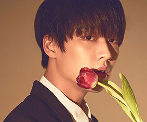 """Snuper's Sangil promotional picture for """"Blossom"""""""
