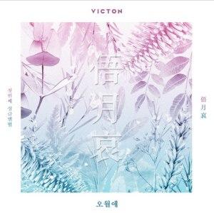 "Album art for Victon's album ""Time Of Sorrow"""