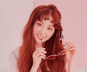 """ELRIS's Yukyung promotional picture for """"Summer Dream"""""""
