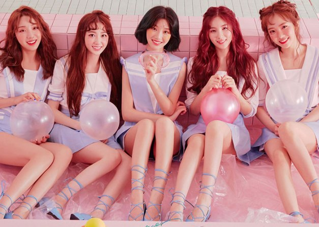 """ELRIS's promotional picture for """"Summer Dream"""""""