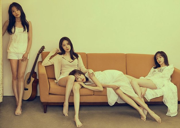 "Melody Day's promotional picture for ""Restless"""