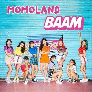 Album art for MOMOLAND's album &