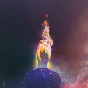 """Album art for myunDo's album """"Fire"""""""