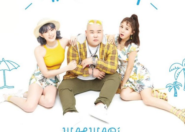 "Walwari's promotional picture for ""Everyday Oppa"""
